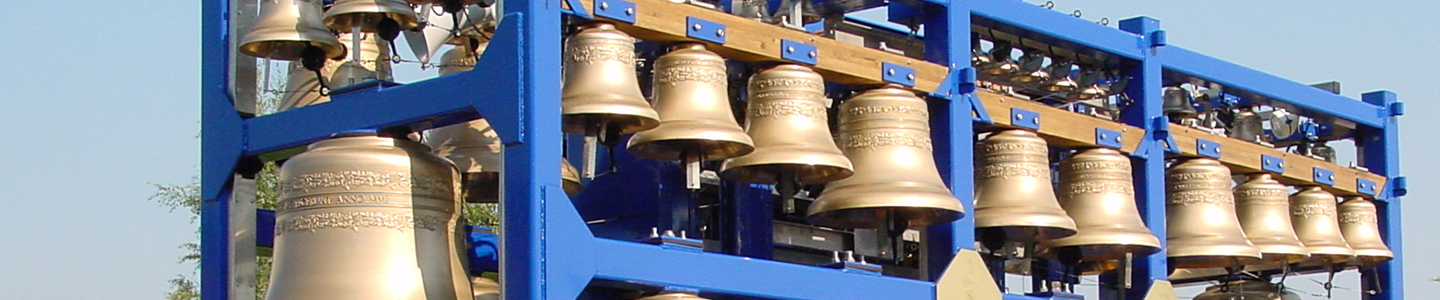 Campa, Bell installations - Monumental clocks - Carillons